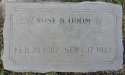 Rose B. Odom