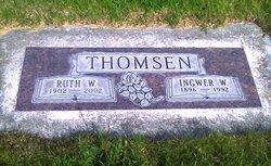 Ruth <I>Wiltse</I> Thomsen