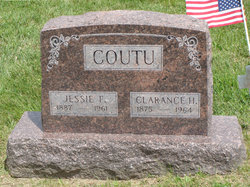 Jessie <I>McClaren</I> Coutu