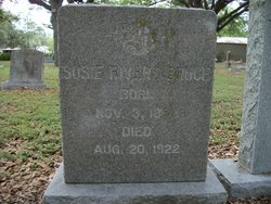 """Susan Louise """"Susie"""" <I>Rivers</I> Bruce"""