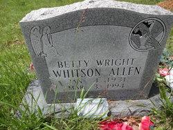 Betty Lucille Allen