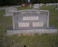 Bessie Caroline <I>Hughes</I> Gause
