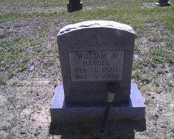 """William Jesse """"Bill"""" Hardee"""