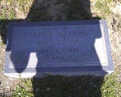 Nancy Leona <I>Gore</I> King
