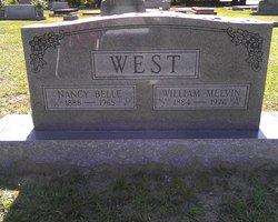 William Melvin West