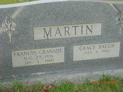 Francis Grenade Martin