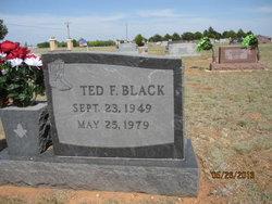 Ted Fredrick Black