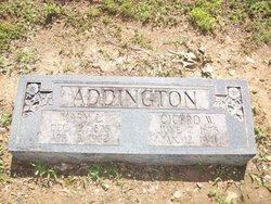 Cicero White Addington