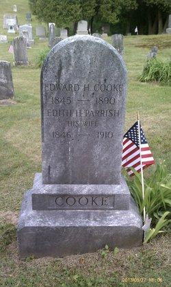 Edith H <I>Parrish</I> Cooke