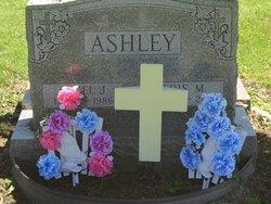 """Ancel """"Peanut"""" Ashley"""