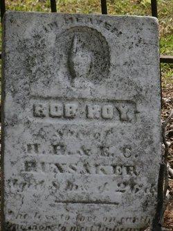 Rob Roy Hunsaker