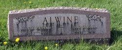 "Elizabeth Genevieve ""Jennie"" <I>Markle</I> Alwine"