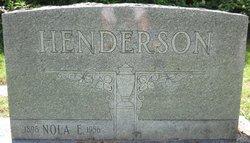 Nola Elizabeth Henderson