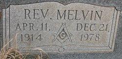 Rev George Melvin Childers
