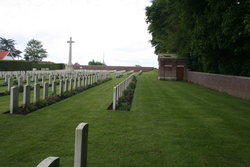 La Laiterie Military Cemetery