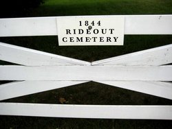 Rideout Cemetery