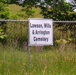 Lawson, Wills, & Arrington Cemetery