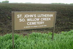 South Saint Johns Cemetery