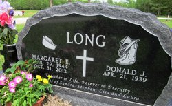 Margaret Elaine <I>Nelson</I> Long