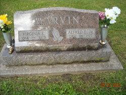 Virginia E. <I>Morris</I> Marvin