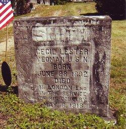 Cecil Lester Smith