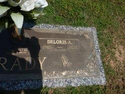 Deloris <I>Burdette</I> Brady