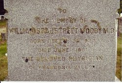 Dr William Bradstreet Moody