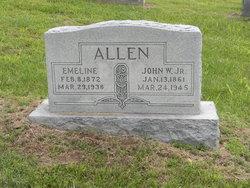 John Walls Allen