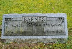 Pearl <I>Farman</I> Barnes