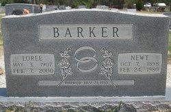 "Newton Isaac ""Newt"" Barker"