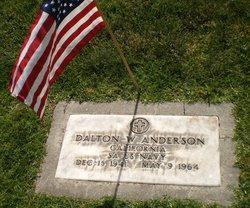 Dalton W Anderson