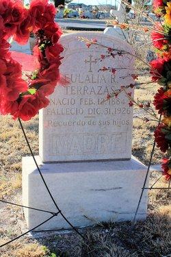 Eulalia Ramirez Terrazas 1884 1926 Find A Grave Memorial