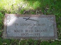 Maud <I>Reed</I> Arcand
