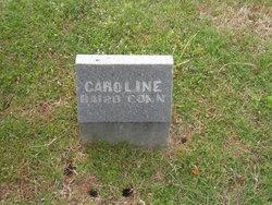 Caroline Judith <I>Baird</I> Conn