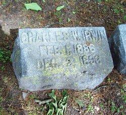 Charles W Irwin