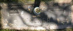 Jack E Walker