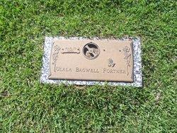 Ulala <I>Bagwell</I> Fortner