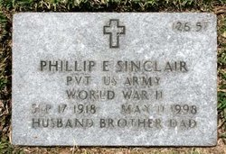 Phillip E Sinclair