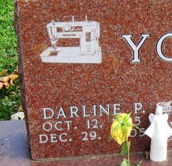 Darline P <I>Krumviede</I> Yoost