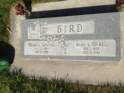 Merrill Whiting Bird, Sr