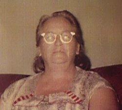 Mary Gladys <I>Smith</I> Fletchall