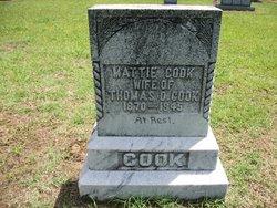 Mattie Cook