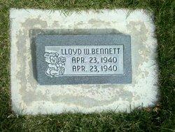 Lloyd W Bennett