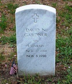 Spec David N Gardner