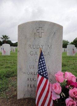 Rudy M Garza