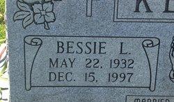 Bessie L Keith