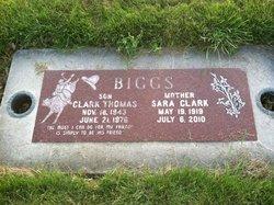Clark Thomas Biggs