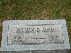 William D. Adam