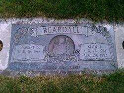 Keith E Beardall