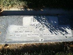 Rachel <I>Marsh</I> Beck
